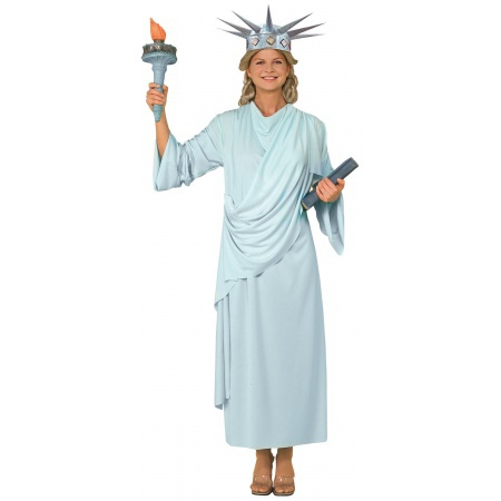 Statue Of Liberty Costume image