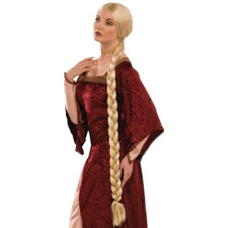 Long Braided Wig image