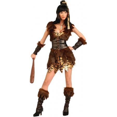 Cavewoman Costume image