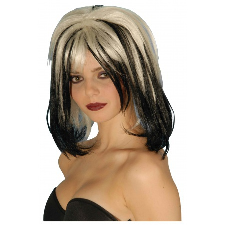 Wicked Wig Costume Accessory image