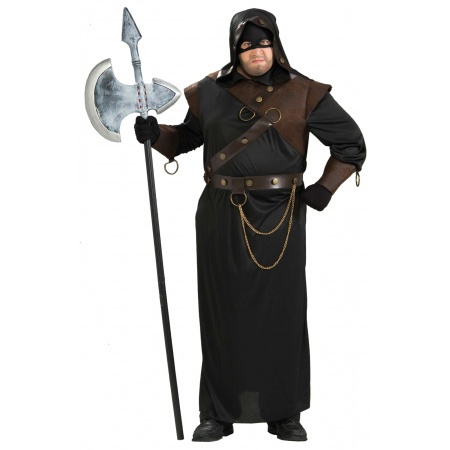 Executioner Costume image