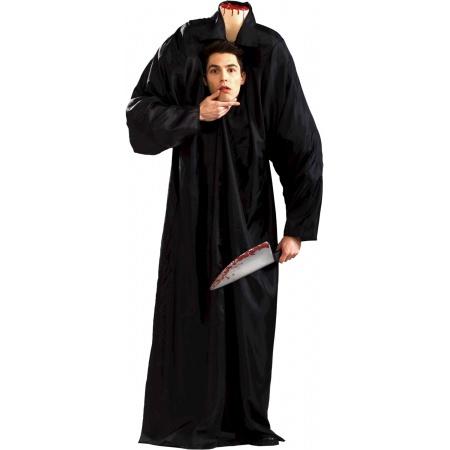 Headless Man Costume image