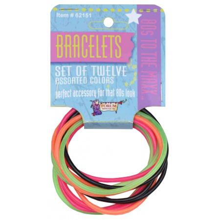 80s Jelly Bracelets image
