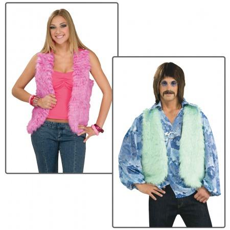 Hippie Fur Vest image