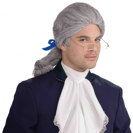 Historical Wig Costume Accessory image