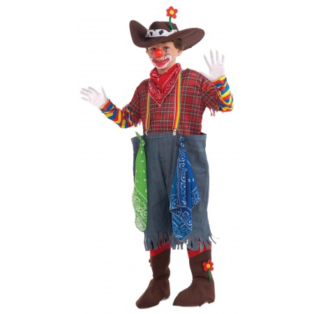 Rodeo Clown Costume image