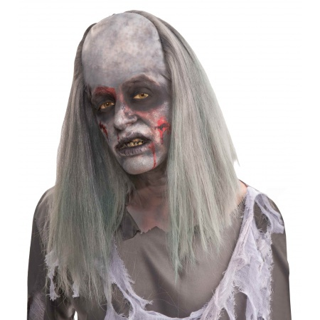 Grave Robber Wig Costume Accessory Ghoul Zombie image