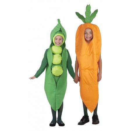 Vegetable Costume image