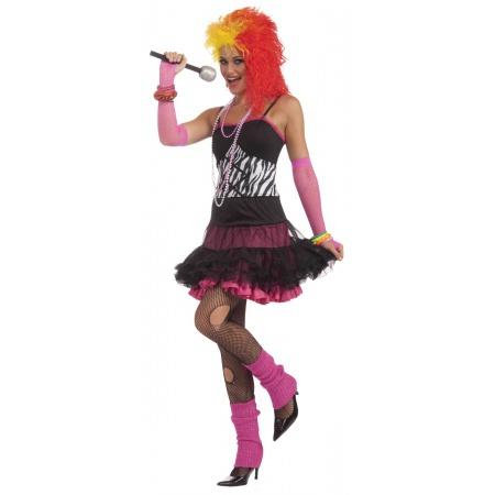 80s Costume image