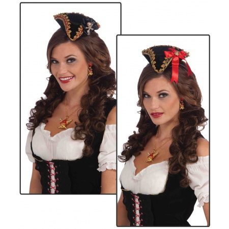 Mini Pirate Hat image