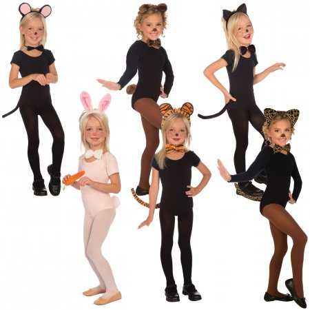 Kids Animal Costume Kit image