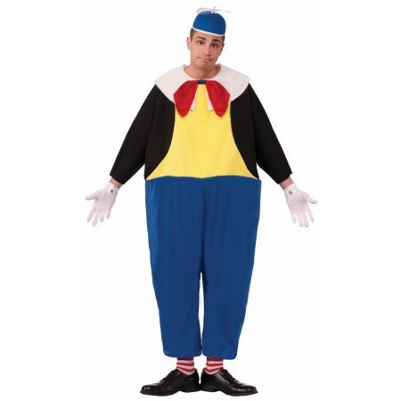 Tweedle Dum Costume image