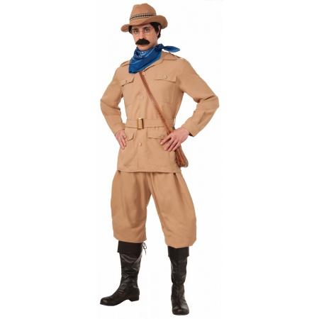 Theodore Roosevelt Costume image