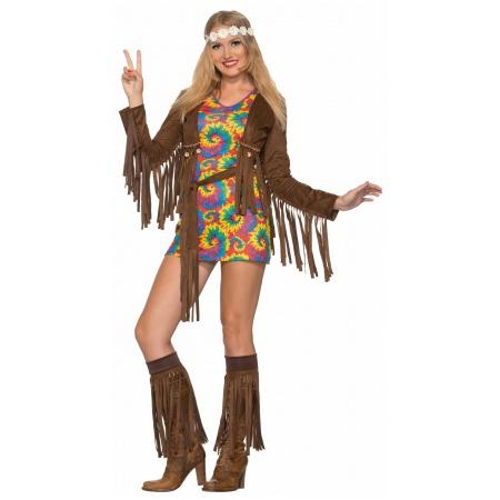 Hippie Costume Dress image