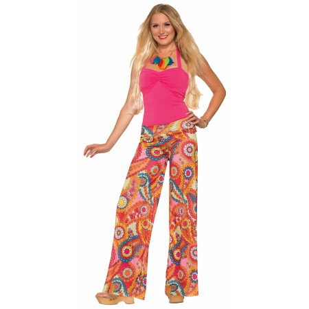 Hippie Costume Pants image