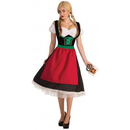 German Beer Girl Costume image