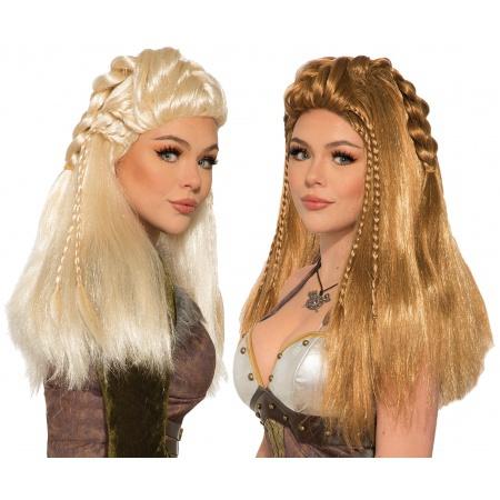 Lagertha Wig image