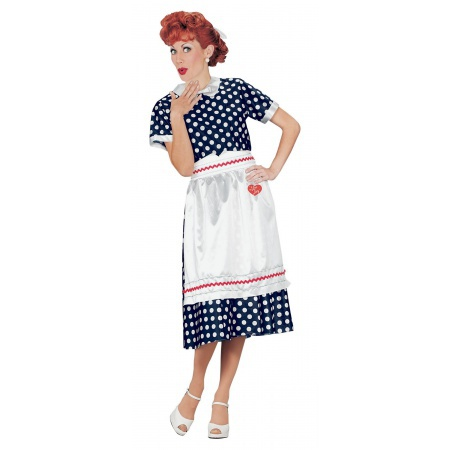 I Love Lucy Costume image