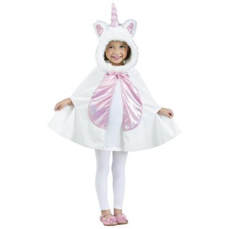Toddler Girl Unicorn Costume image