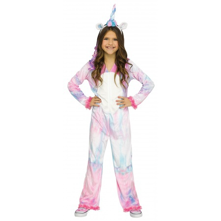 Kids Unicorn Halloween Costume image