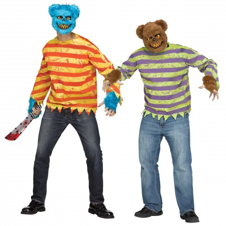 Evil Teddy Bear Costume image