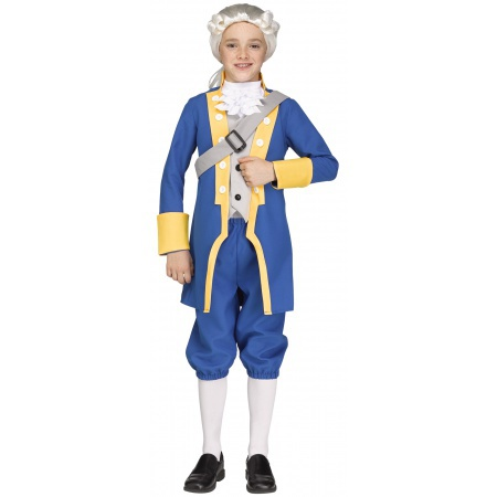 Colonial Costume For Boys image