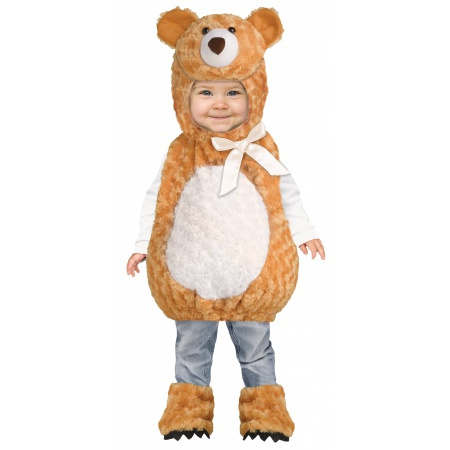 Toddler Teddy Bear Costume image