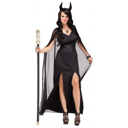Sorceress Halloween Costume image