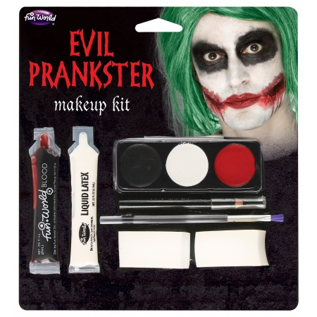 Joker Face Makeup image