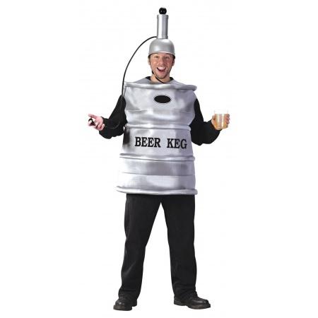 Beer Keg Costume image