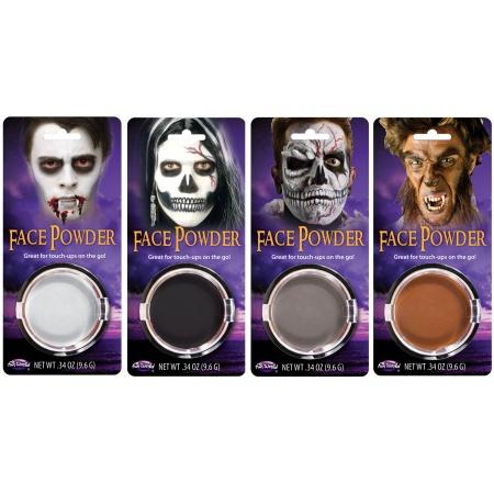 Face Powder Costume Makeup image