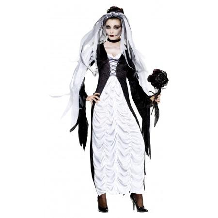 Dead Bride Costume image