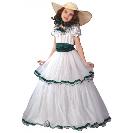 Southern Belle Kids Costume image