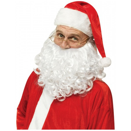 Santa Costume Kit image