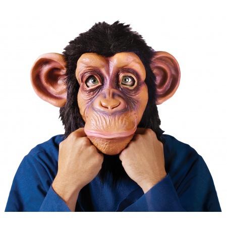 Chimp Mask image
