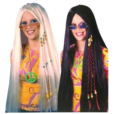 Hippie Costume Wig image