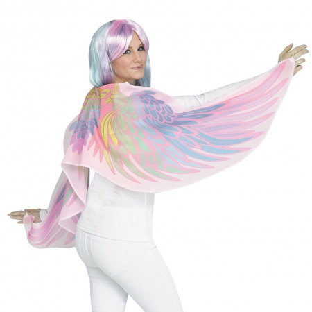 Pegasus Unicorn Costume Wings image