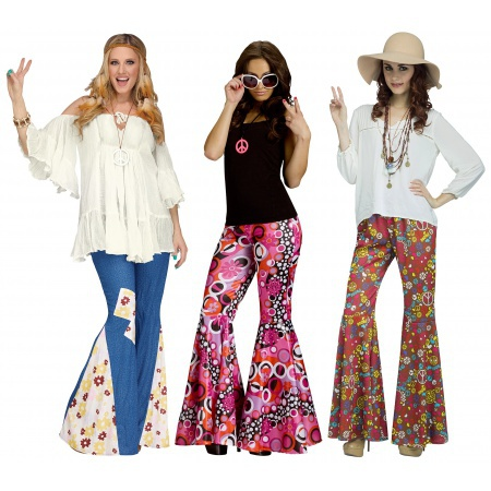 Womens Bell Bottoms image