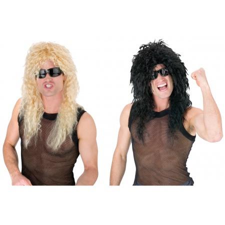 Heavy Metal Rocker Wig image