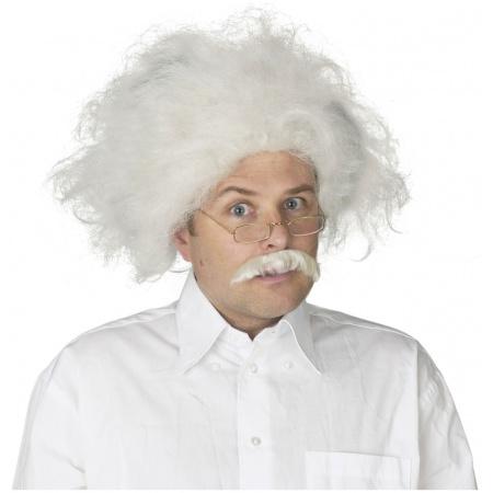 Albert Einstein Wig image