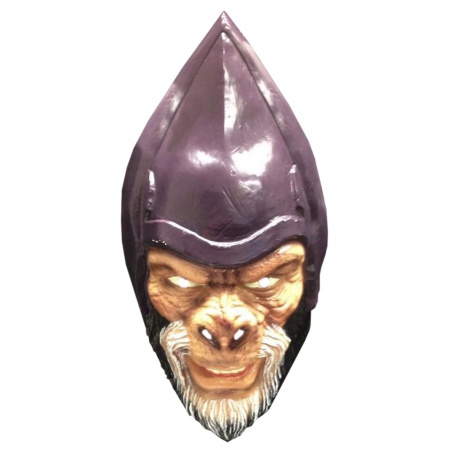 Planet Of The Apes Thade Costume Mask image