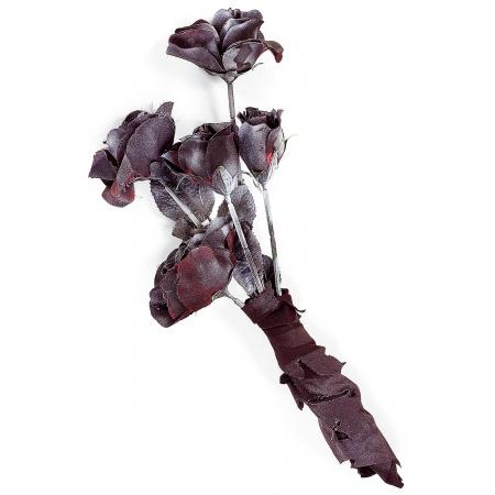 Black Roses Corpse Bride Bouquet image
