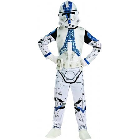Child Clone Trooper Costume image