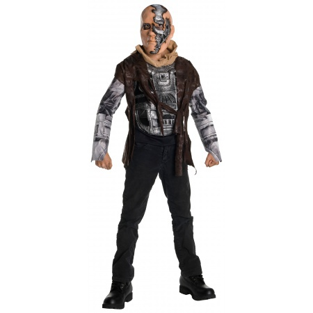 Kids Terminator Costume image