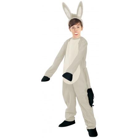 Donkey Kids Costume image