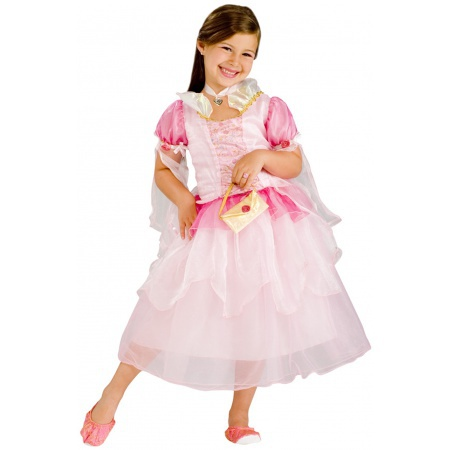 Pink Princess Costume image