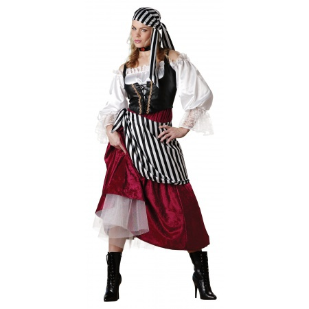 Pirate Costume For Women image