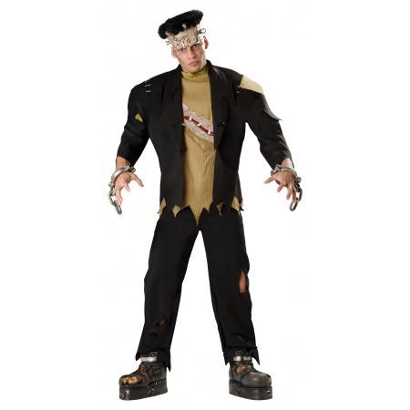 Adult Frankenstein Costume image