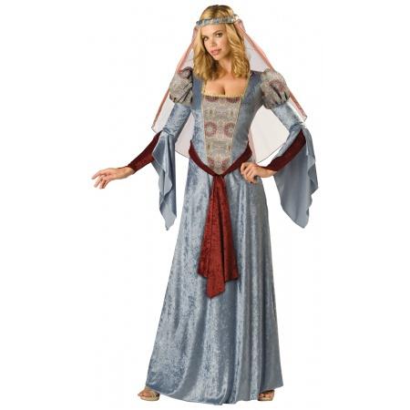 Renaissance Costume Women image
