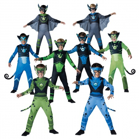 Wild Kratts Creature Power Suit image